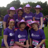 Race For Life Blackburn